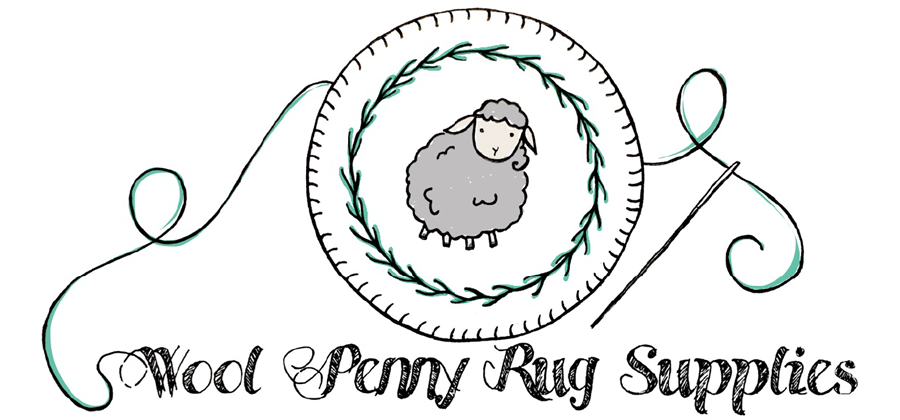 Wool Penny Rugs Supplies